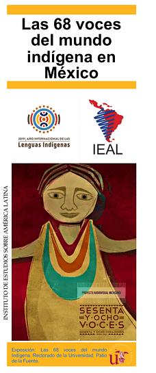 Las 68 voces del mundo indígena en México