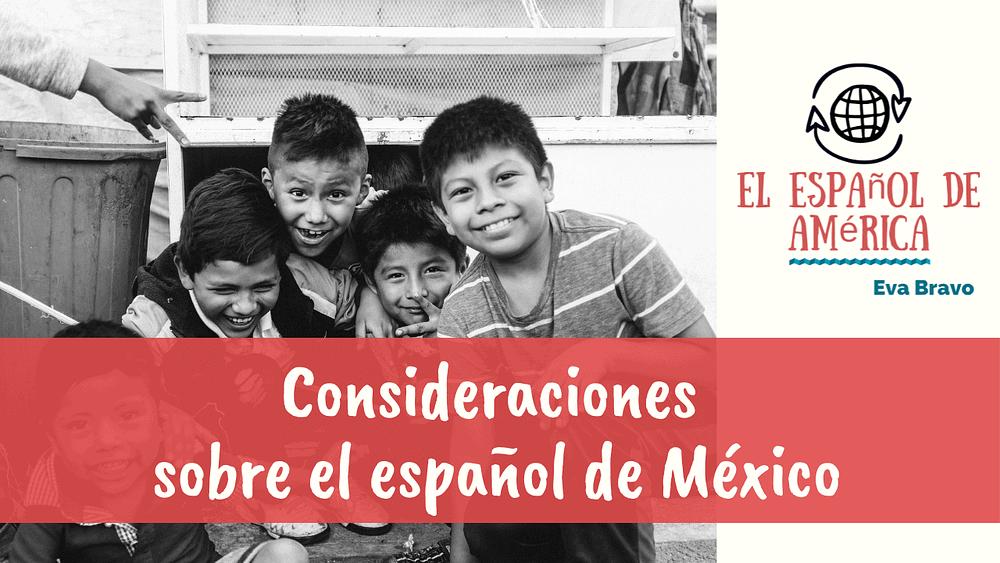 el español de México
